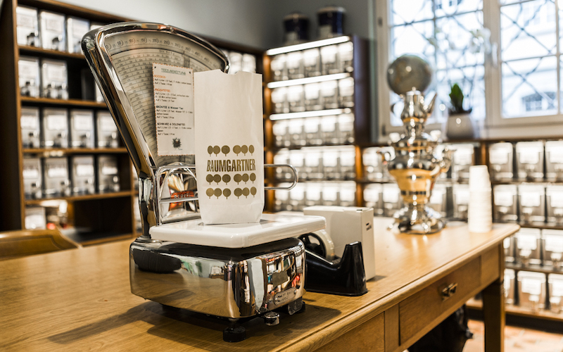 Kaffee Baumgartner – Relaunch Onlineshop